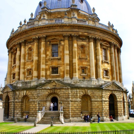 The Radcliffe Camera, Radcliffe square, Oxford
